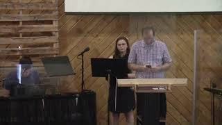 Sunday Morning Service 7-5-20