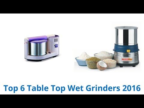 6 Best Table Top Wet Grinders 2016