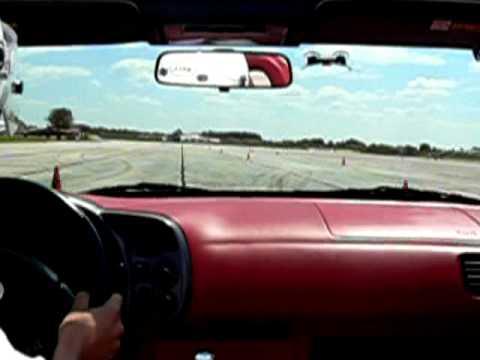 Gulf Coast Autocrossers - July 2005 - Autocross FTD with 2003 S2000 - Alex Bolanos
