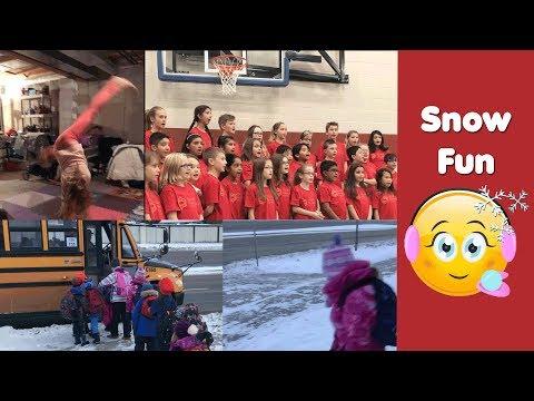 Snow Fun   Lifecast #945 - MJSiebolt   Edmonton, Alberta, Canada