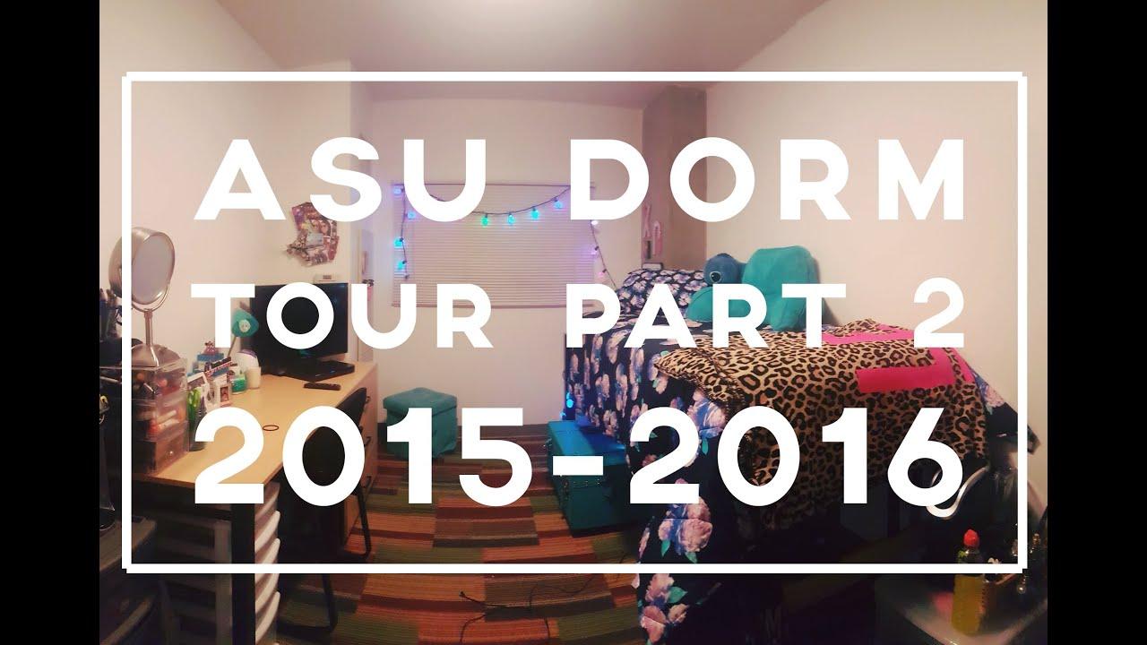 Arizona State University Dorm Tour Spring 2016 YouTube
