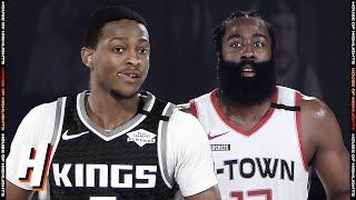 Houston Rockets vs Sacramento Kings - Full Game Highlights | August 9, 2020 | 2019-20 NBA Season