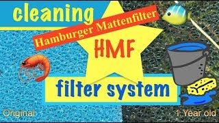 Hamburger Mattenfilter