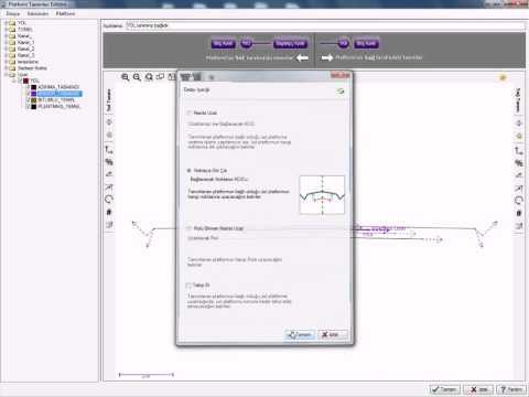 Netpro 7 Tip Kesitlerde Uzatma İşlemleri