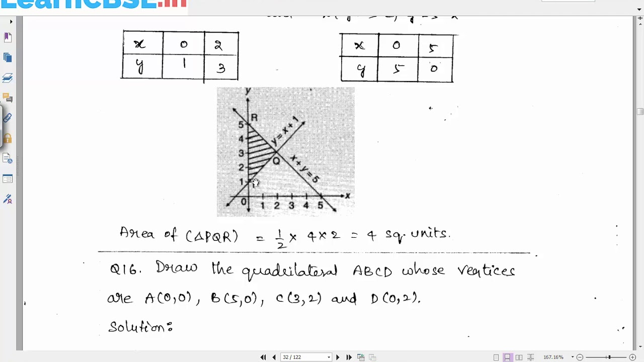 Solved CBSE Sample Paper 2 for Class 9 Maths | Important Questions for  Class 9 Maths