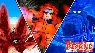 THE BEST GAME OF NARUTO!! -RPG BEYOND (Roblox) ‹ KevynZ ›