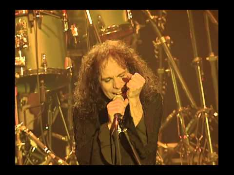 Dio Holywood Black live in London 1993