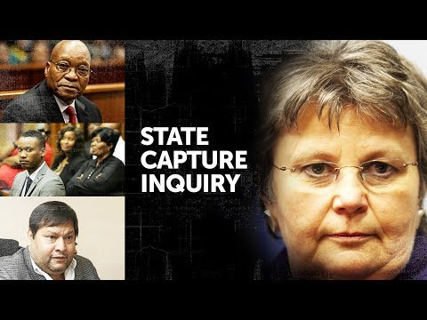 WATCH LIVE: Barbara Hogan wraps up testimony at state capture