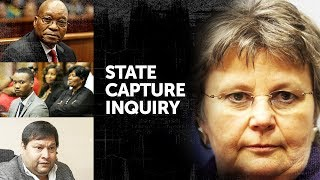 WATCH LIVE: Barbara Hogan wraps up testimony at state capture