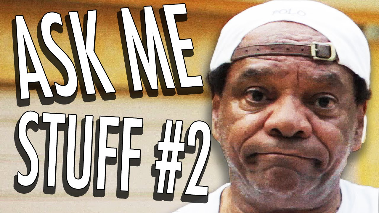 POP'S HAS ALL THE ANSWERS! [ASK J.D. #2] - J.D. Witherspoon