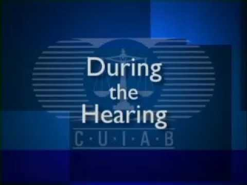 What to Expect at Your CUIAB Appeal Hearing - YouTube