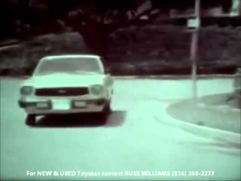 1976 toyota corolla sr5 st joseph mo used cars russ williams rolling hills toyota tv commercial. Black Bedroom Furniture Sets. Home Design Ideas