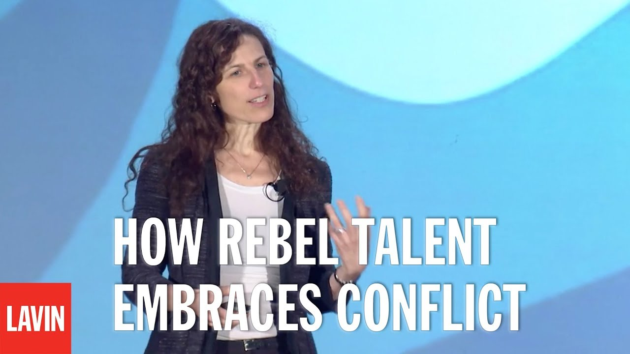 Business Keynote Speaker Francesca Gino: How Rebel Talent Embraces ...