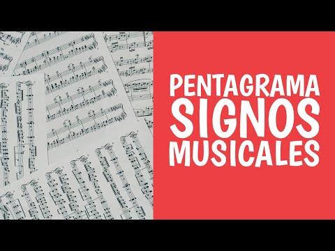 6 El Pentagrama Y Los Signos Musicales En Detalle Curso Teoría