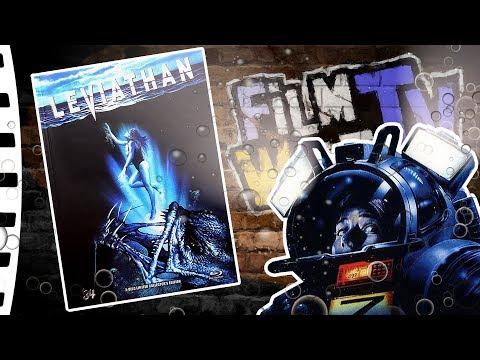 LEViATHAN (Limited Blu-Ray Mediabook) - SCHLEiMiGES aus dem FLACHMANN