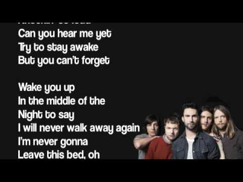 Wiki Maroon Never Gonna Leave This Bed Lyrics Youtube Maroon Never Gonna Leave This Bed Lyrics Youtube