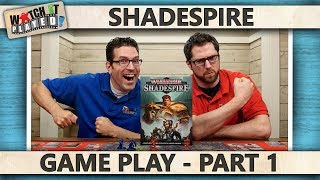 Shadespire - Game Play 1