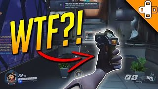 WTF Is Wrong With Mercy's Gun??? - Overwatch Funny & Epic Moments 292 - Highlights Montage