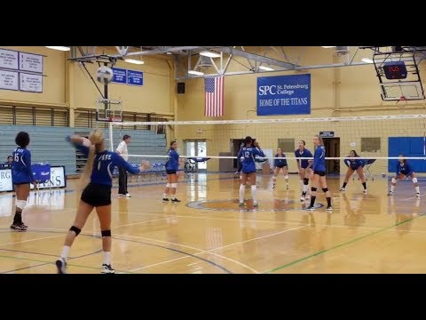 Volleyball Fall 2017
