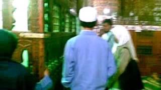 Ngalap Berkah ( Ziarah Makam Imam Syafi'i )