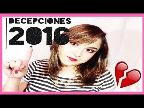 Decepciones 2016/No los Volveré a Comprar/Nadya Ortega