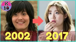 NAM JI HYUN EVOLUTION 2002-2017