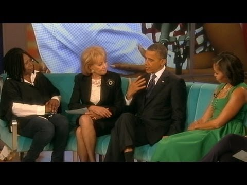 President, Michelle Obama 'The View' Interview: Barbara Walters Previews Appearance