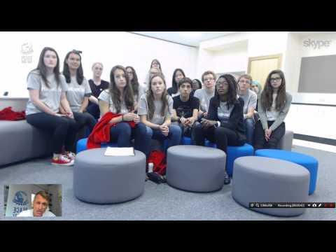 Peace Talk: International School of Aberdeen, Scotland