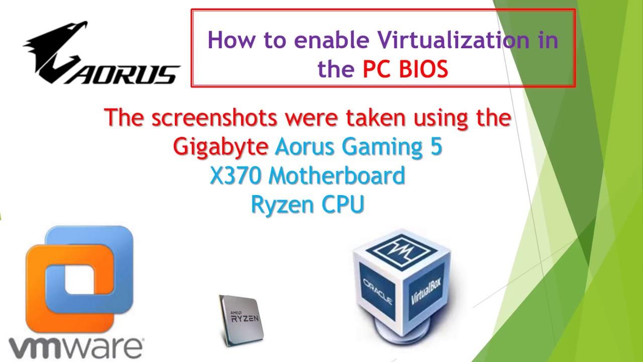 BIOS - RyZen7rig