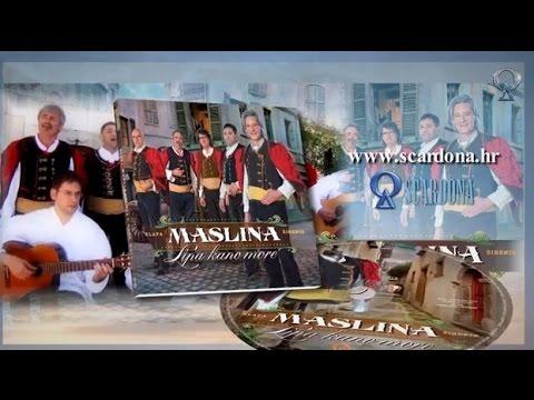 """Album klape Masline """"Lipa kano more"""" je u prodaji!"""