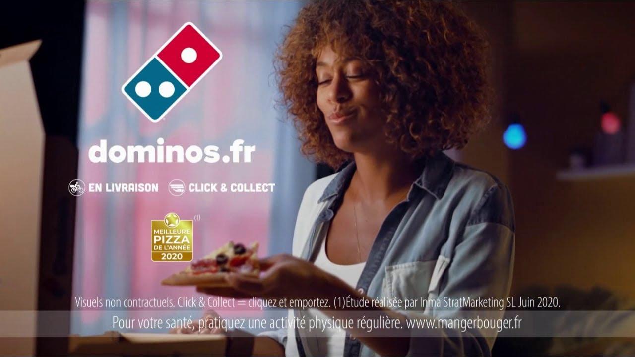 """Musique de la pub Domino's Pizza """"savez-vous pourquoi nos pizzas sont si bonnes?""""  2021"""