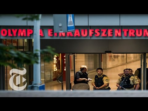 Deadly Shooting at Munich Mall | The New York Times