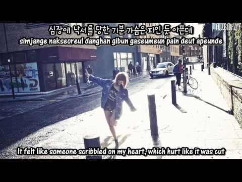 Hyorin - Stalker (ft. Mad Clown) + [English Subs/Romanization/Hangul]