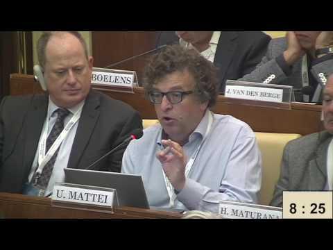 Human Right to Water | Ugo Mattei