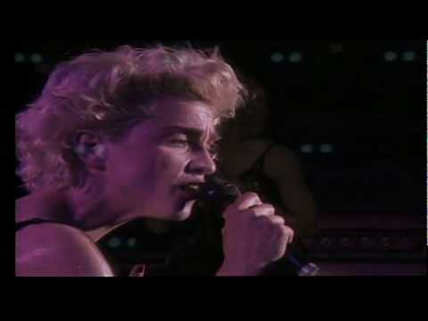 Madonna - 07. The Look of Love (Who's that Girl World Tour)