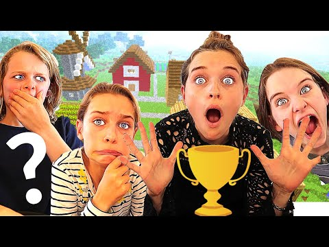 WHICH NORRIS NUT MADE THE BEST FARM IN MINECRAFT SURVIVAL Final ep3 Gaming w/ The Norris Nuts