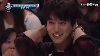 I Can See Your Voice S4 EP16 Lee Wong Yeol Love FULL ENG SUB