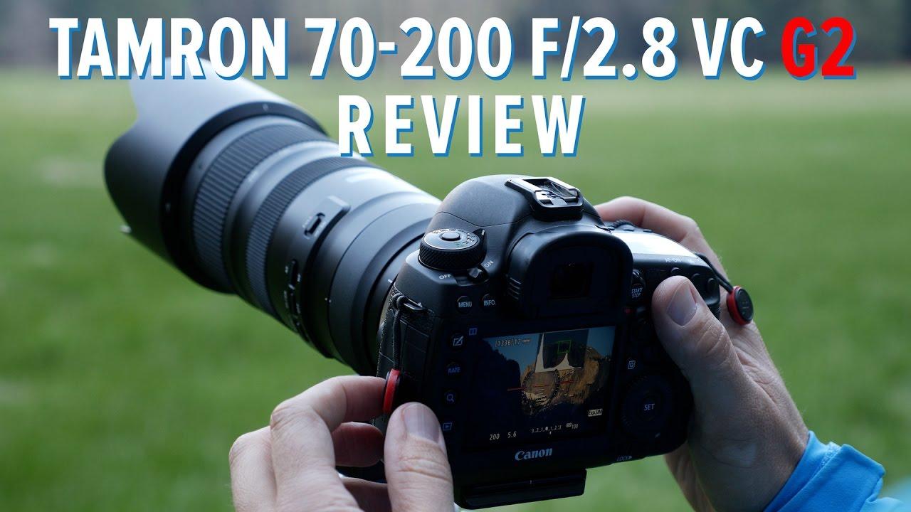 new tamron 70 200 f 2 8 g2 review vs canon ef 70 200mm f 2 8l is ii youtube. Black Bedroom Furniture Sets. Home Design Ideas
