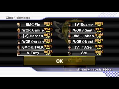 [MKW] [V] vs WOR vs 8M
