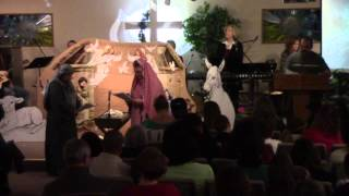 Christmas Program, Dec. 21, 2014,  Part1