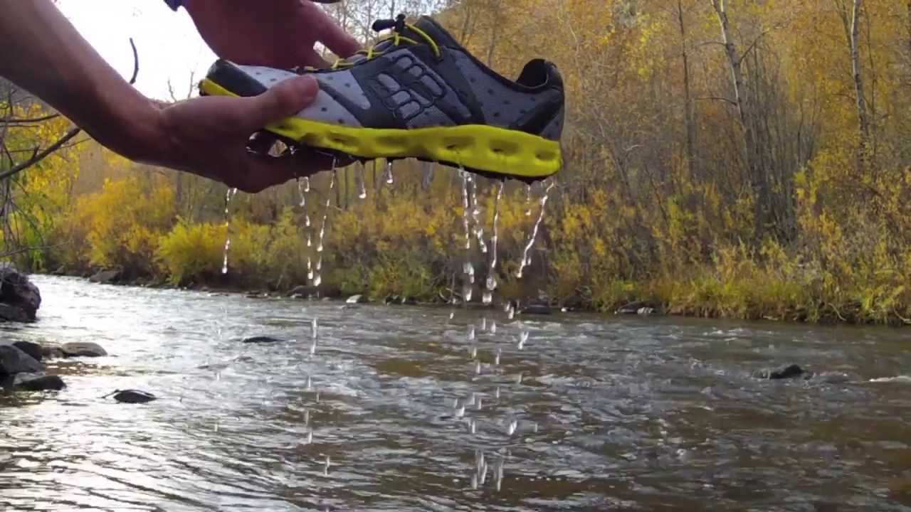 Running On Water Shoes Youtube