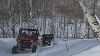 Snow Adventure in Opher Utah - Tri-State ATV Jamboree - Can-Am Maverick XDS Review - House Bill 82