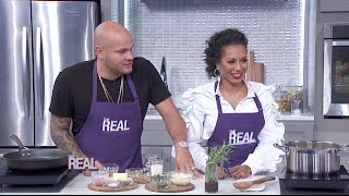 Mel B Hits the Kitchen with Her Hubby