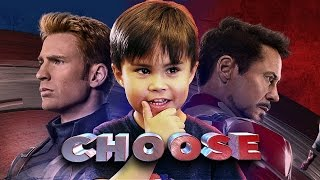 Captain America or Iron Man: Which Side Will AMK Choose?  [Sponsored] thumbnail