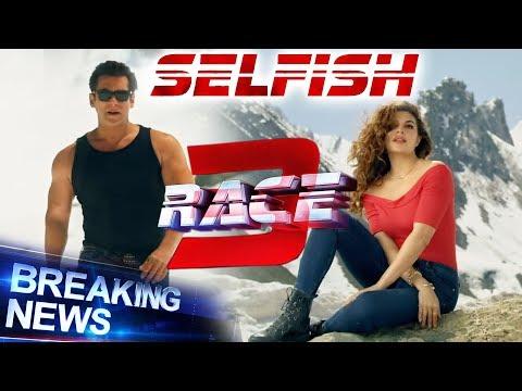 Sikander और Jessica का SELFISH Song Look | RACE 3 | Salman Khan, Jacqueline Fernandez, Bobby Deol