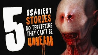5 Scariest Stories So Terrifying They Can't Be Unheard ― Creepypasta Horror Story Compilation