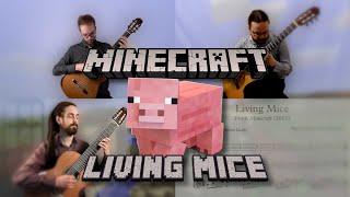 Living Mice Cover: Minecraft Music for Classical Guitar (Ottawa Guitar Trio)