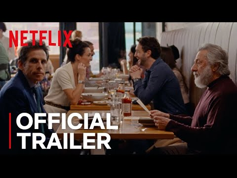 The Meyerowitz Stories (New and Selected) trailers