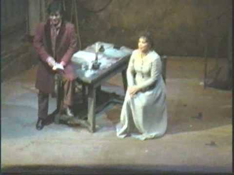 "Luis Lima . Puccini . La Bohéme , ""che gelida..."""