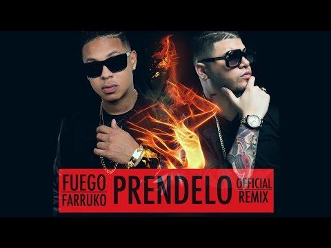 Fuego Feat. Farruko - Prendelo (Official Remix) [Fireboy Forever] (Merengue 2017)